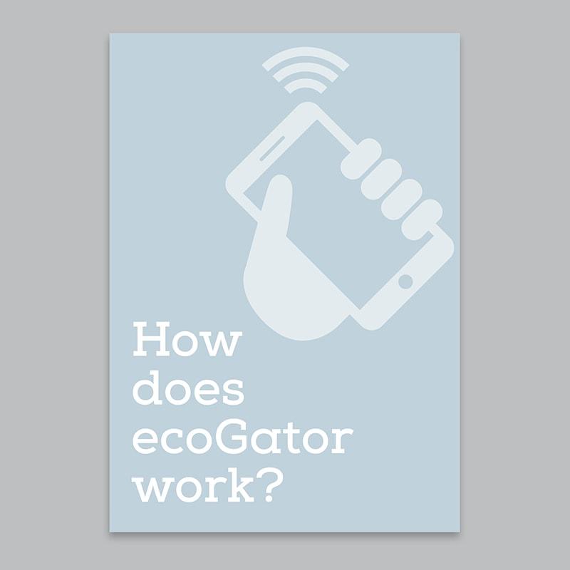 Broschüre Ecogator