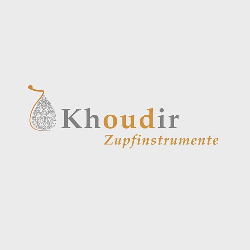 Logo Khoudir Zupfinstrumente